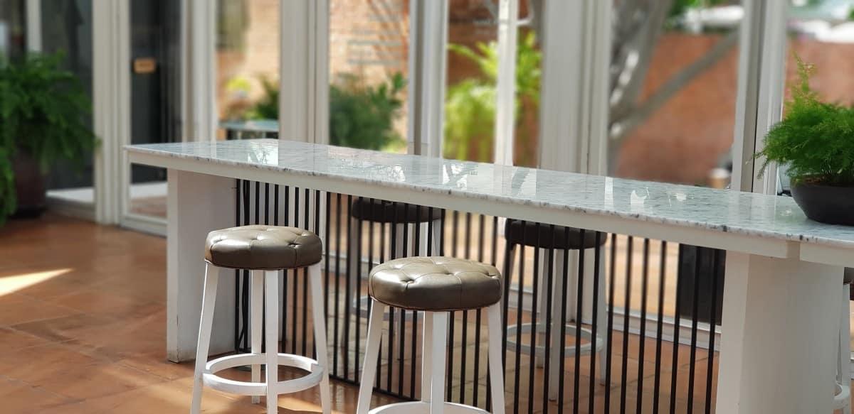 How To Reupholster Bar Stool Seats