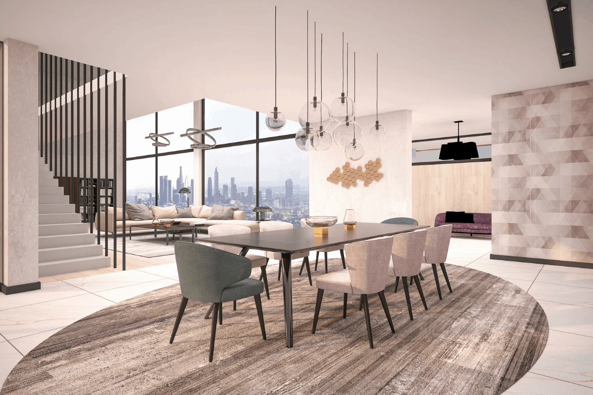 Are Formal Dining Rooms Going Out Of Style?