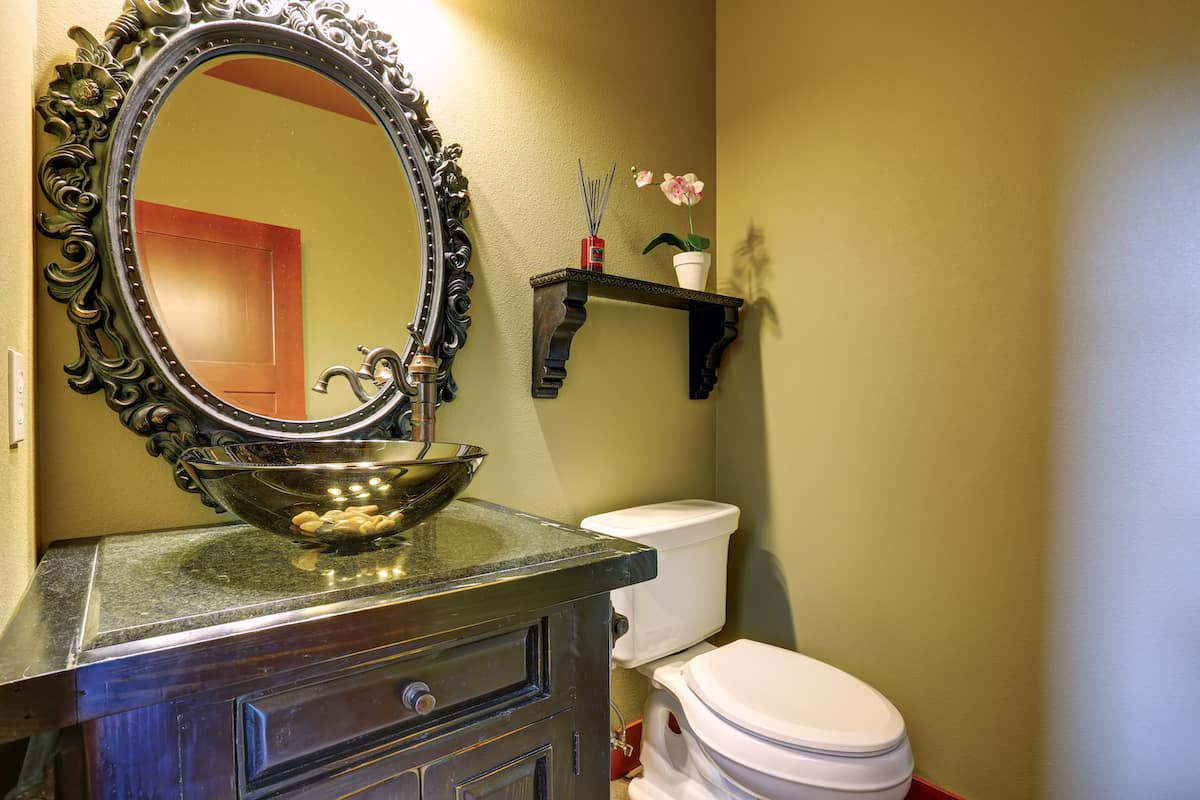What Is A Powder Room In A House?