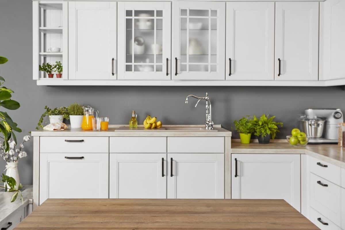 6 Ways To Update Your Kitchen Cabinets Without Painting Them!