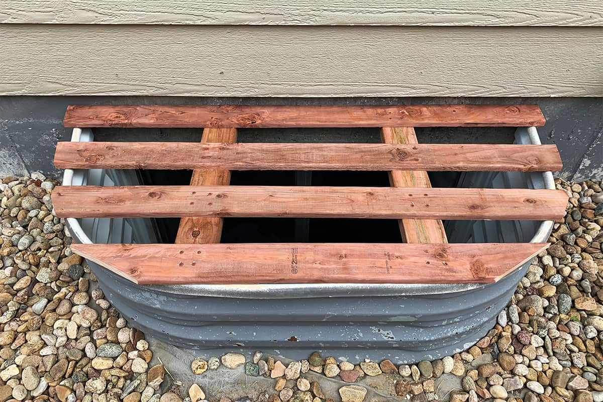 DIY Window Well Cover: 5 Steps to Make Them (with Pictures)
