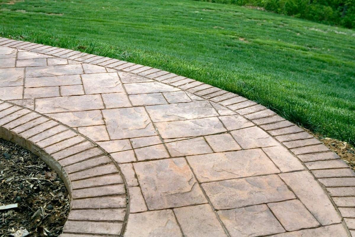 Does Stamped Concrete Crack or Fade?