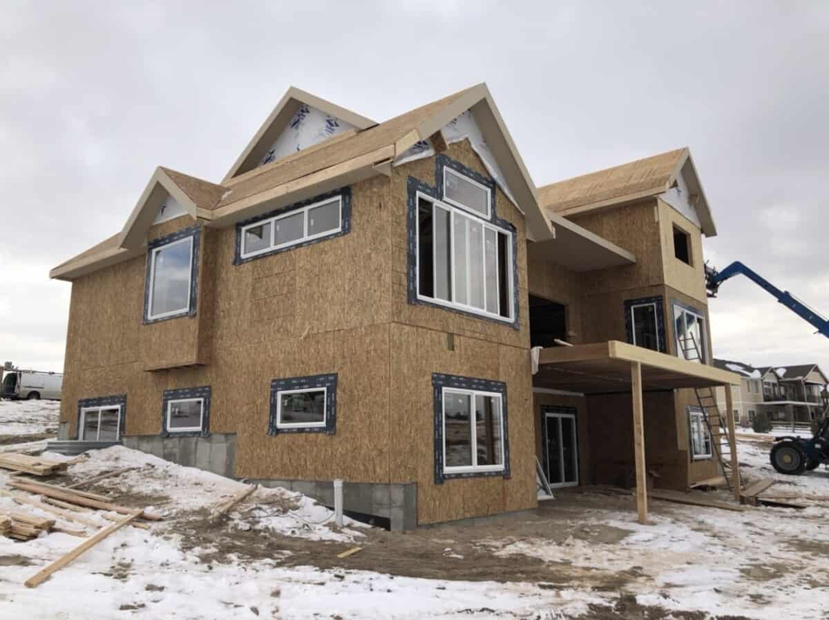 A Custom Home Construction Timeline