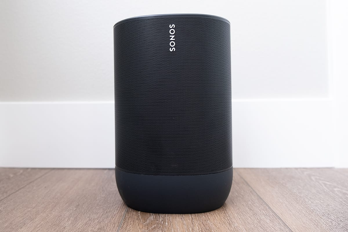 Sonos Move Review: A High-End Bluetooth Speaker That Packs A Punch!