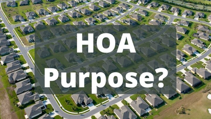 What Does a Home Owners Association (HOA) Do?